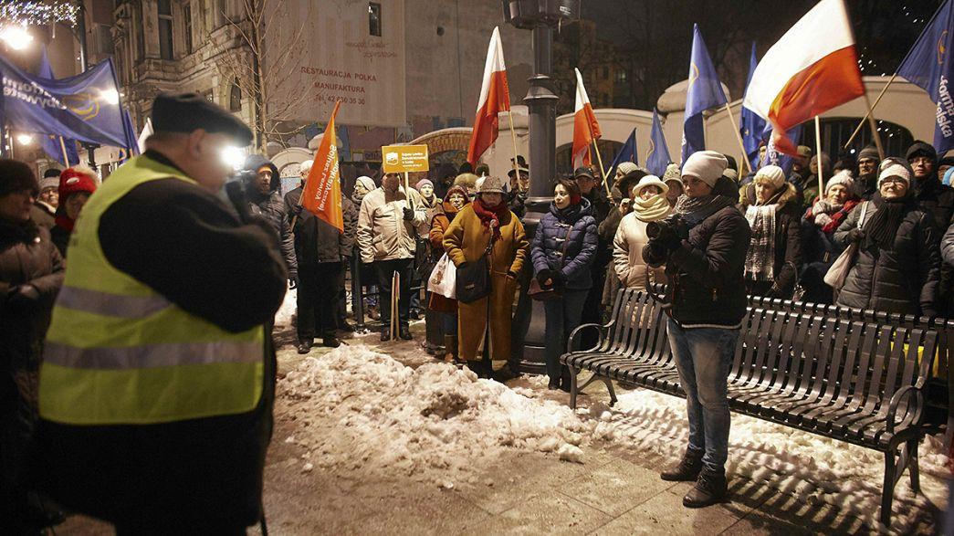 Pologne : le Parlement toujours paralysé