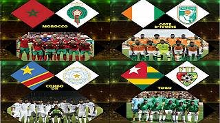 AFCON 2017: A look at Morocco, Ivory Coast, DR Congo and Togo in Group C