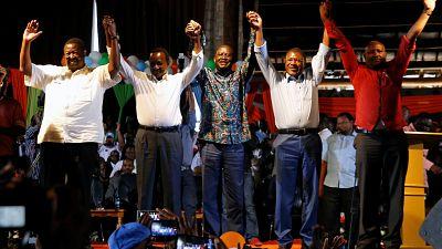 Kenya: Opposition forms alliance to unseat Kenyatta in August polls