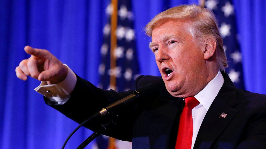 Donald Trump reconoce los ciberataques electorales rusos