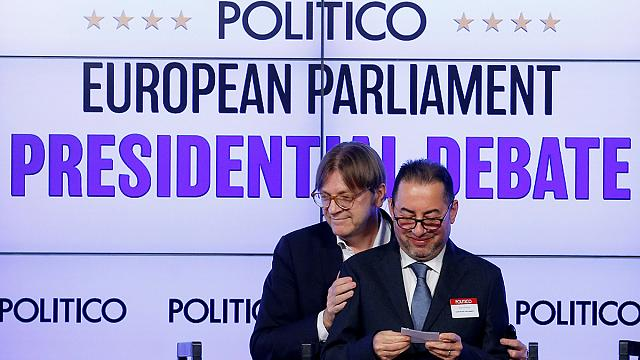 Picking a European Parliament president: how does it work?