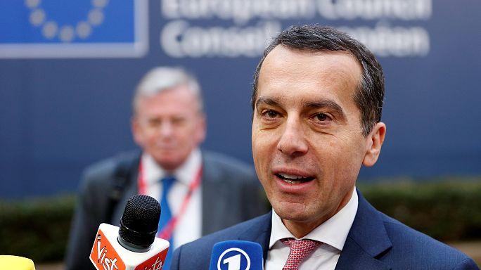 Österreich: Kanzler Kern will mehr Jobs und mehr Öko-Energie