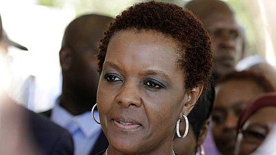 Grace Mugabe dément avoir confisqué des propriétés d'un homme d'affaires pour une bague en diamant