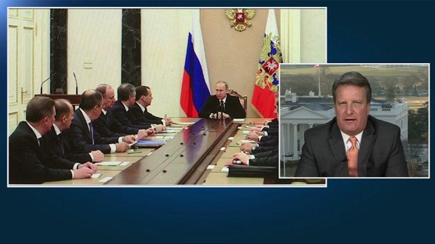 """Stephan Grobe, euronews: """"la relación de Trump con Rusia suena a película de espías"""""""