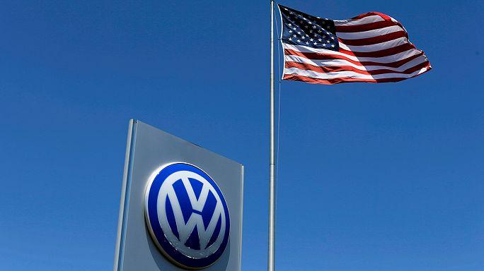 EUA: Volkswagen declara-se culpada de conspiração no escândalo das emissões poluentes