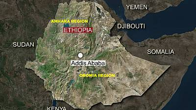 Ethiopia police links deadly grenade attacks to 'anti-peace forces'