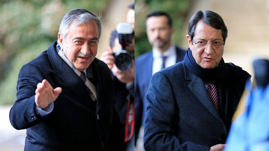 Chypriotes grecs et turcs se disputent 1 % du territoire de l'île