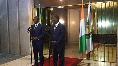 Benin's Talon lauds Ouattara on his role to lift Gambia from impasse