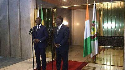 Gambie : le président béninois espère être à Banjul le 19 avec le président Ouattara