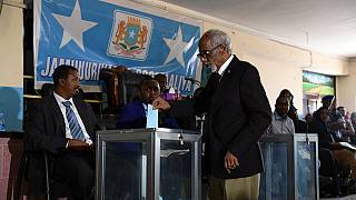 Somalia's Speaker of Parliament reelected