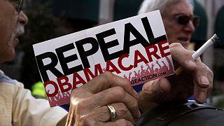 """El Senado de EEUU da el primer paso para derogar el """"Obamacare"""""""