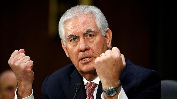 رکس تیلرسون: توافق هستهای با ایران را مورد بازنگری کامل قرار خواهیم داد