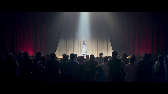 Cinema: Sveva Alviti è Dalida nel biopic in uscita