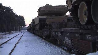 La OTAN refuerza su flanco oriental con el despliegue militar más importante desde el final de la Guerra Fría