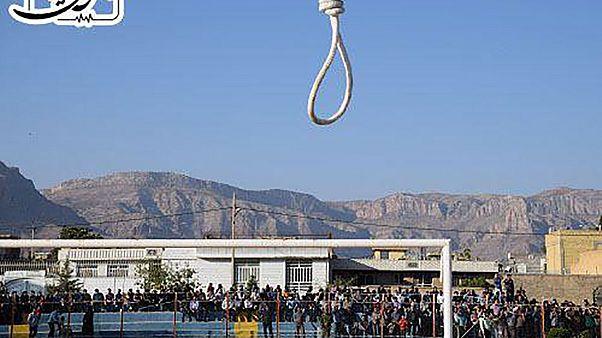 درخواست تحریم فوتبال ایران به دلیل اجرای اعدام در ورزشگاهها