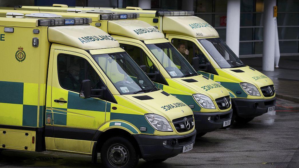 Hospitales colapsados y urgencias desbordadas en varios países de Europa