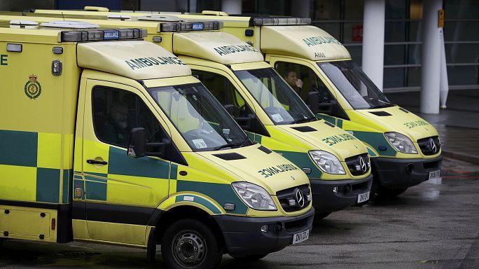 Больницы Европы переполнены из-за эпидемии гриппа