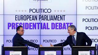 PPE e S&D em empate técnicao na corrida para presidente dos eurodeputados