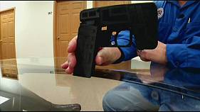 Un pistolet déguisé en iPhone inquiète les autorités belges