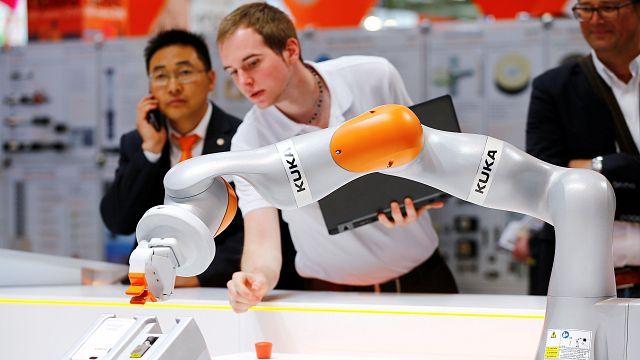 UE prepara-se para criar legislação sobre Robótica e Inteligência Artificial