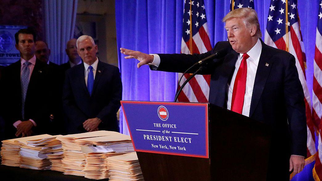 Opinion: Trump's Crazed Transition