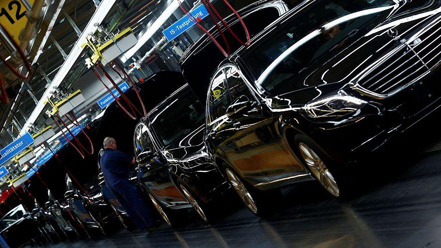 تسارع وتيرة الاقتصاد الألماني للعام 2016