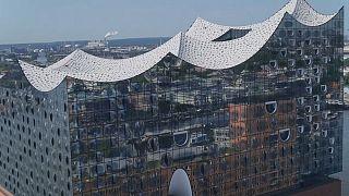 قاعة «إلب فيلهارموني» للحفلات...معمار فريد من نوعه في هامبورغ