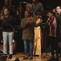 "Spanish composer Jordi Savall presents a musical show ""The Routes of Slavery"""