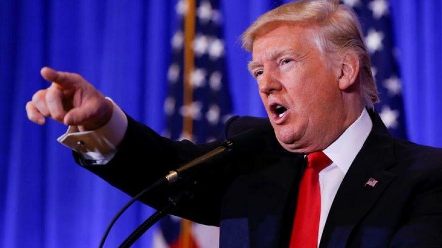 Internationale Pressereaktionen auf Trump-Pressekonferenz