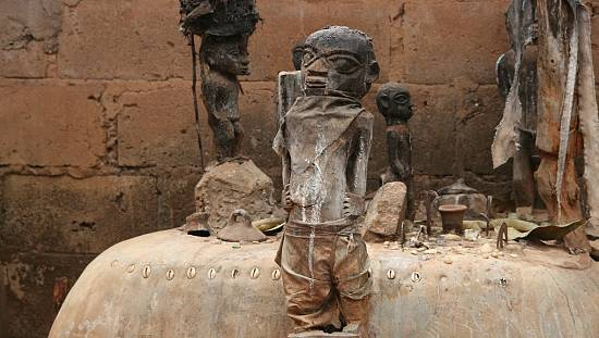 Benin celebrates its annual Voodoo Festival [no comment]