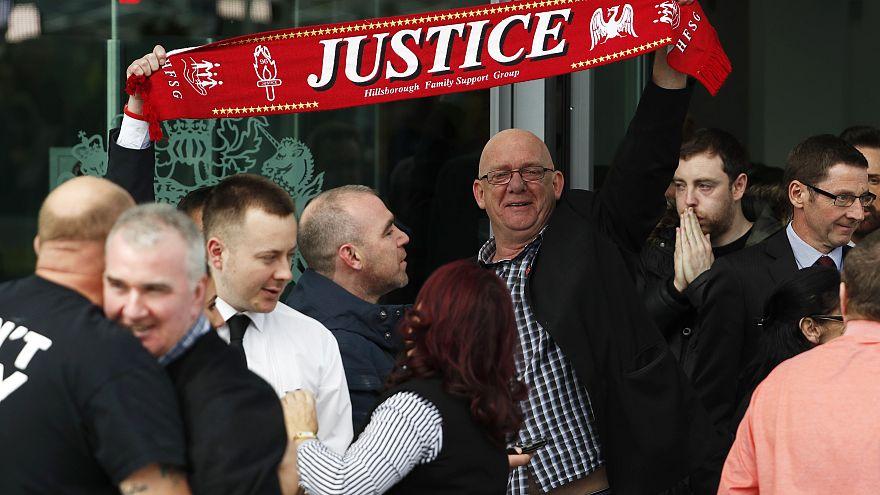 23 new suspects in Hillsborough case