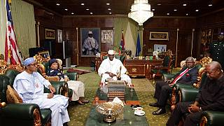 Nigeria lawmakers agree to offer asylum to Jammeh if he quits