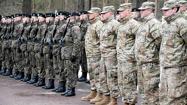 Russia calls NATO deployment in Poland threat to national security