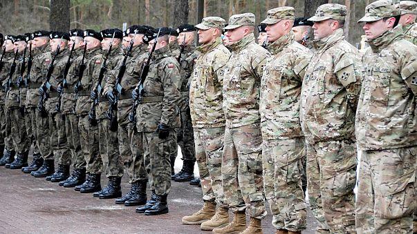 Russland sieht NATO-Truppenverlegung nach Osteuropa als Bedrohung