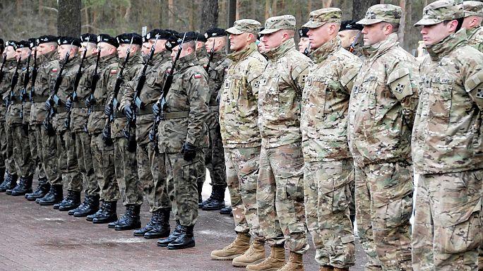 Truppe Nato in Polonia