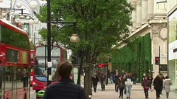 Frohes Fest für den britischen Einzelhandel - Lidl und Aldi aber nicht zu stoppen