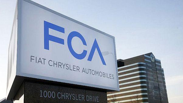 Fiat Chrysler se derrumba en bolsa, tras la acusación en EEUU de trucaje en cien mil vehículos diésel