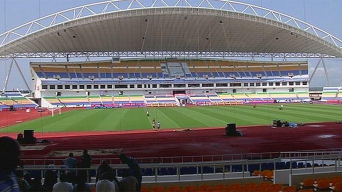 Afrika-Cup Gastgeber Gabun mit Problemen