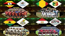 AFCON 2017: A look at Uganda, Mali, Ghana and Egypt in Group D