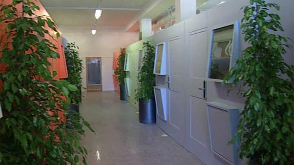 اولین هتل کپسولی ایتالیا در فرودگاه ناپل آغاز به کار کرد