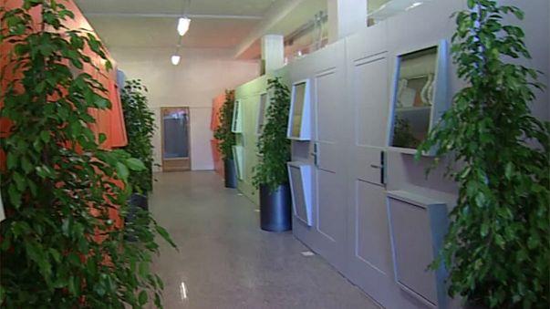 Kapszulahotel nyílt a nápolyi reptéren