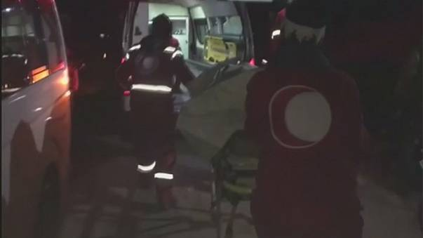 Şam'da intihar saldırısı güvenlik güçlerini hedef aldı