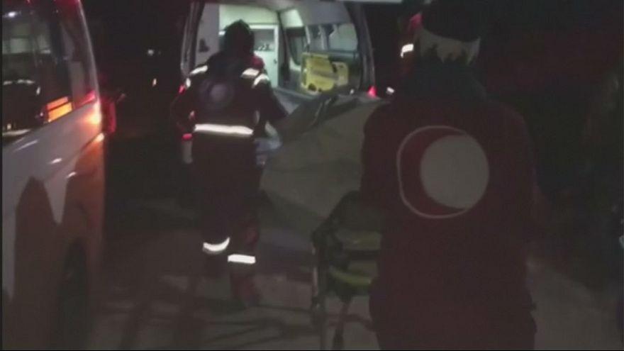 Síria: Várias explosões atingem aeroporto militar de de Damasco