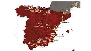 Nimes-ben startol a Vuelta