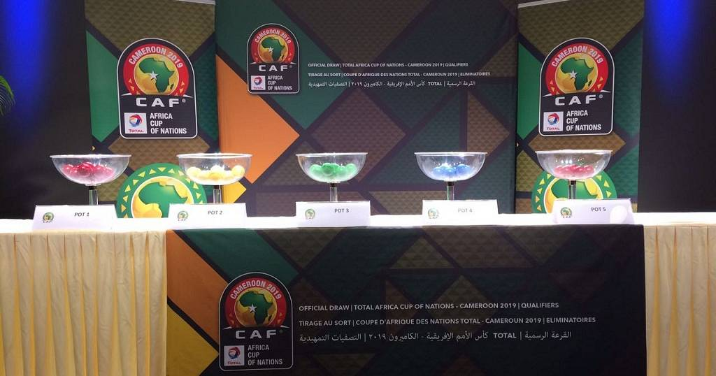 africa cup of nations 2019 draw