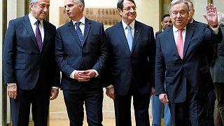 Ciprus újraegyesítéséről tárgyalnak a törökök és a görögök