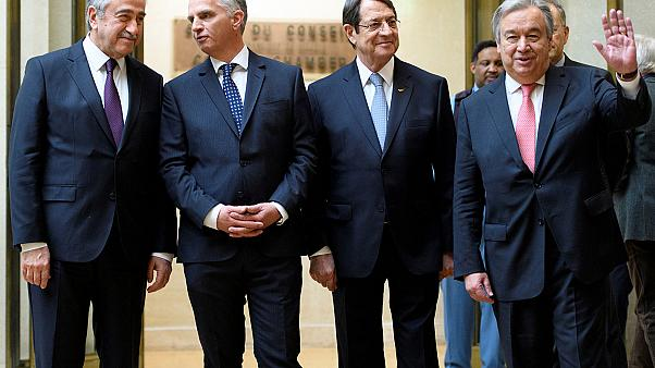 Cyprus talks to resume soon amid 'last effort' to find solution