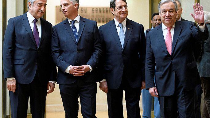 Cyprus talks to resume soon amid 'last effort' to find solution