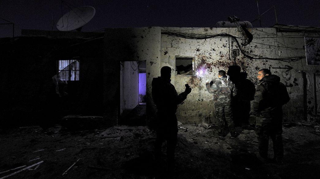 Síria: Explosões em Damasco colocam em risco cessar-fogo