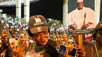Jammeh's party petitions Supreme Court to halt Barrow's investiture